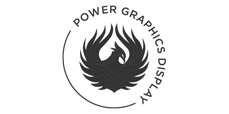 Power Graphic Display Logo